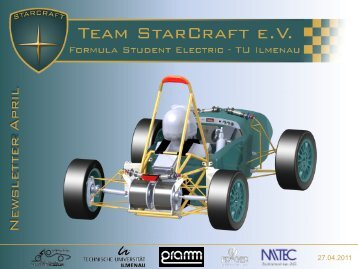 Newsletter April 2011 - Team StarCraft eV