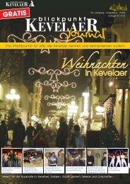 Weihnachten in Kevelaer - Blickpunkt Kevelaer