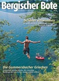 PDF-Ausgabe - Bergischer Bote