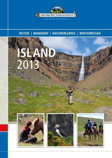 ISLAND 2013 - Brekkulækur