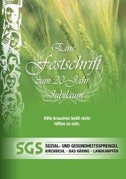 Aktuell: Festschrift 2010 zum Download (PDF) - Sozialsprengel ...