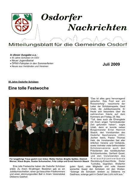 Osdorfer Nachrichten