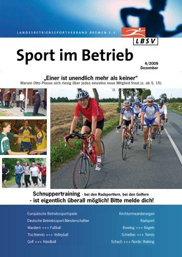 Ausgabe 2009-4 - LBSV Bremen