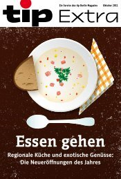 Essen gehen - Berliner Zeitung