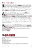Berlin – Das Programm - Die PARTEI Berlin - Seite 2