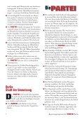Berlin – Das Programm - Die PARTEI Berlin - Seite 5