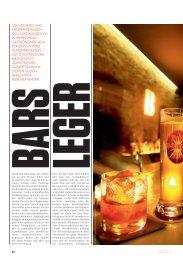 Cocktail-Kneipen - jan-peter wulf