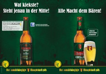 Download Salesfolder - Berliner Bären-Bräu