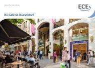 Kö Galerie Düsseldorf - ECE