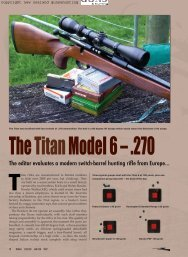 The Titan Model 6
