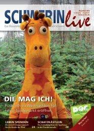 Download der Ausgabe als PDF (10,6 MB - Schwerin Live