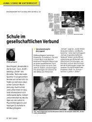 Schule im gesellschaftlichen Verbund - Ferdinand-Freiligrath-Schule