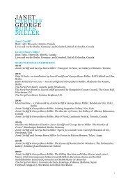 Download PDF - Janet Cardiff & George Bures Miller