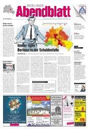 Angeboten auf Ihren Besuch! auf alles bis 8. Dezember - Berliner ...