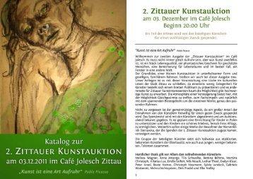 2. Zittauer Kunstauktion - Hillersche Villa