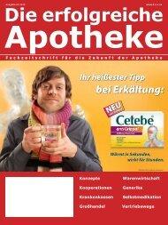 Ausgabe 03.2010 - Die erfolgreiche Apotheke