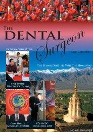 DENTAL The - Singapore Dental Association