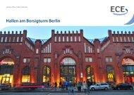 Hallen am Borsigturm Berlin - ECE