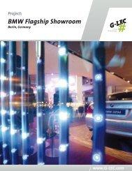 BMW Flagship Showroom Berlin, Germany