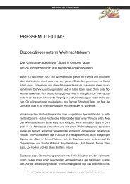 Download Pressemitteilung - Estrel Hotel