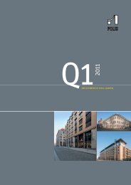 Q1 Bericht - POLIS Immobilien AG
