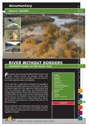 Wildlife RIVER WITHOUT BORDERS riverbank ... - Interspot Film