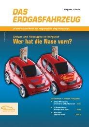 Infodienst Das Erdgasfahrzeug 01 2006 - Erdgas-Fahrzeuge