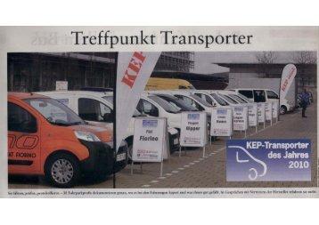 ' Treffpunkt Transporter - fox-COURIER