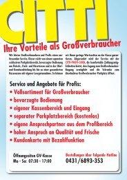 Informationen als Download - CITTI-Markt