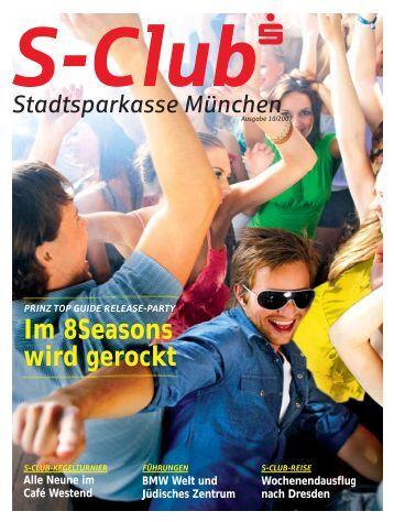 S-Club-Reise - Stadtsparkasse München