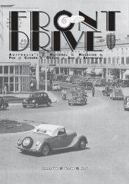 Vol 30 #06 Bill Schenk - Citroën Classic Owners Club of Australia Inc.