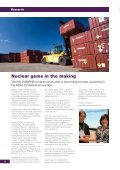 INSIGHT - Nuclear Decommissioning Authority - Page 6