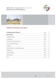 MDM Film Commission IIIIII - Mitteldeutsche Medienförderung GmbH