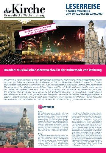 DK Dresden Silv12.indd - Die Kirche