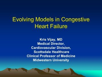 New Research in Cardiovascular Disease