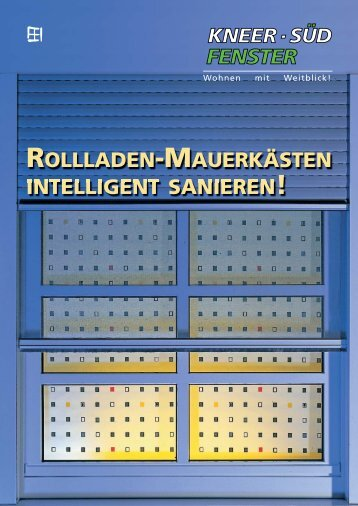 intelligent sanieren! - Kneer GmbH