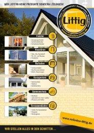 m1.' Garagenture - Rolladen Littig GmbH
