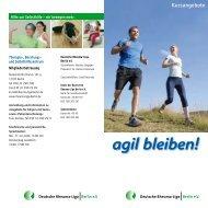 agil bleiben! - Deutsche Rheuma-Liga Berlin eV
