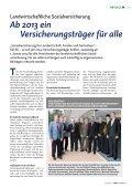 LSV kompakt - Die Landwirtschaftliche Sozialversicherung - Seite 3
