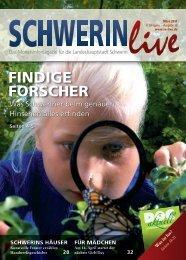 FINDIGE FORSCHER - Schwerin Live