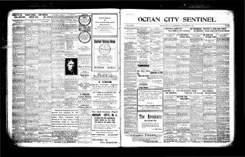 OCEAN CITY SENTINEL The Breakers - On-Line Newspaper ...