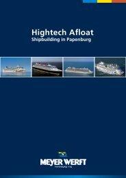 Cruise ships - Meyer Werft
