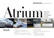 termin- und themenplan - Archithema Verlag AG