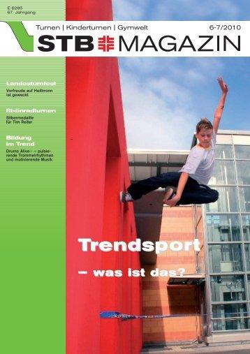 Trendsport - Schwäbischer Turnerbund