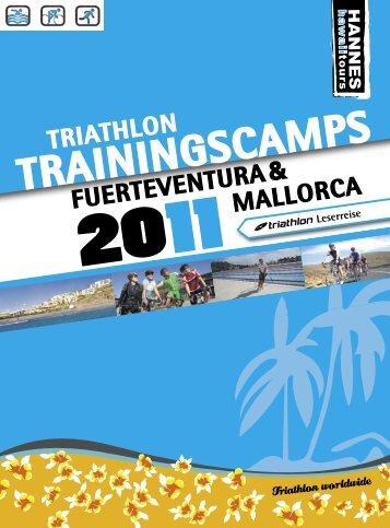jugendcamps auf mallorca - Professional Endurance Team