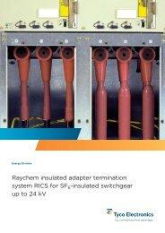 View 24 kV Catalog - TE Connectivity