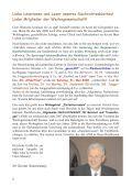 Nachrichtenblatt Feb. 2008 - Werbegemeinschaft Geismar ... - Page 6