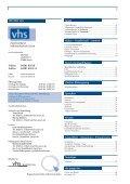 Kursheft 2013 1. Semester - Download pdf - VHS Zeven - Page 3