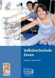 Volkshochschule Zeven - VHS Zeven