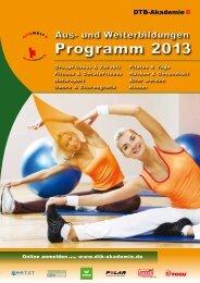 Programm 2013 - RTB